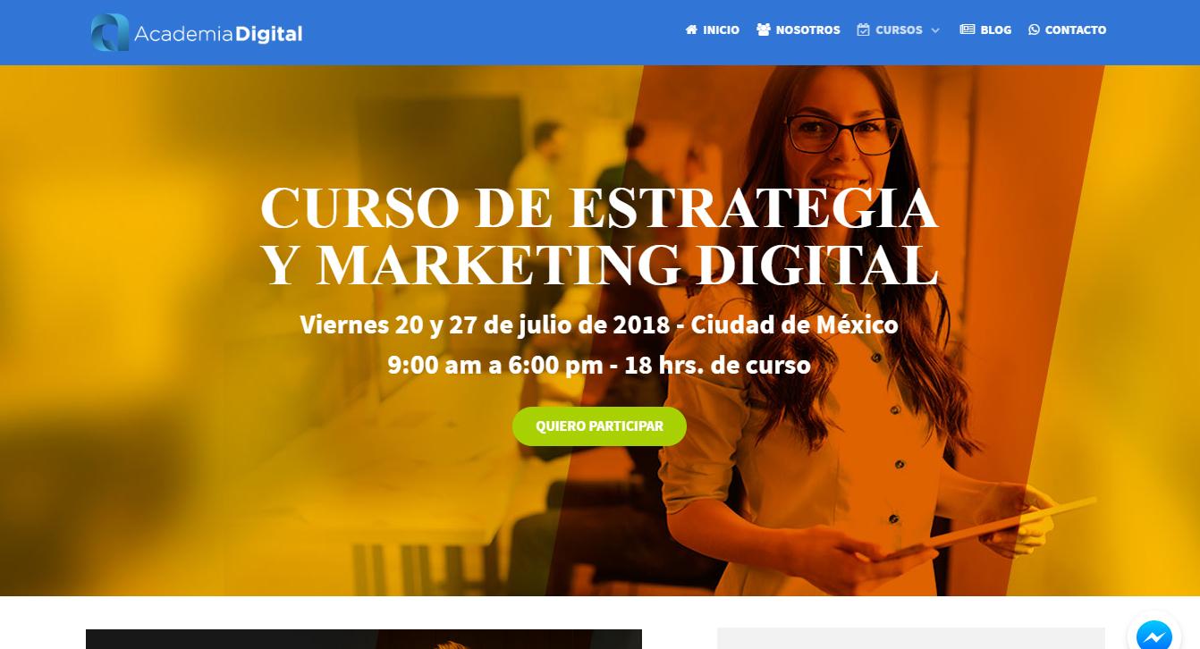 Top 6: los mejores cursos de Marketing Digital en México (2018)