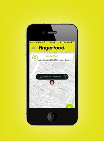 App Fingerfood: opiniones y comentarios