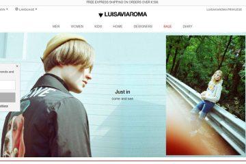 LuisaVíaRoma: opiniones y comentarios