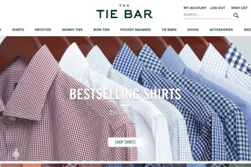 The Tie Bar: opiniones y comentarios