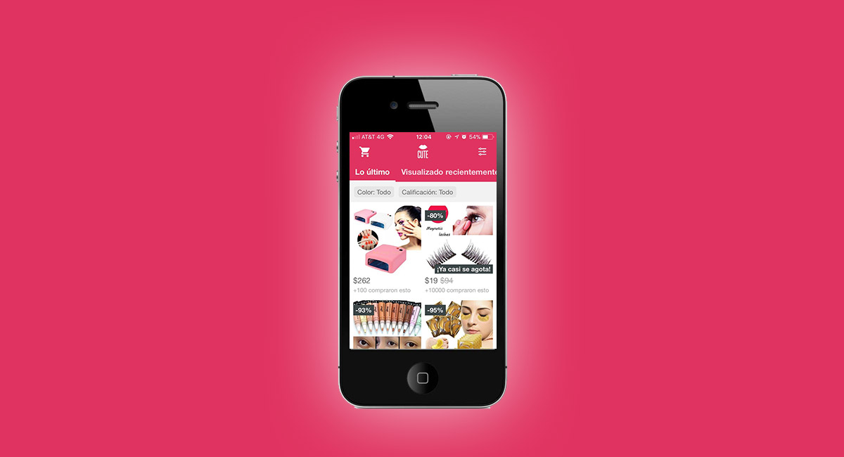 App Cute: opiniones y comentarios
