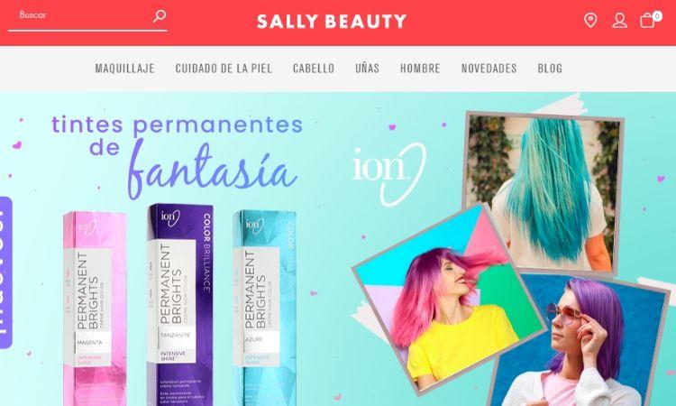 Sally Beauty: opiniones, comentarios y valoración