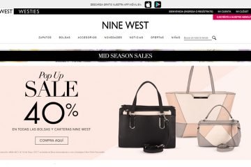 Nine West: opiniones y comentarios