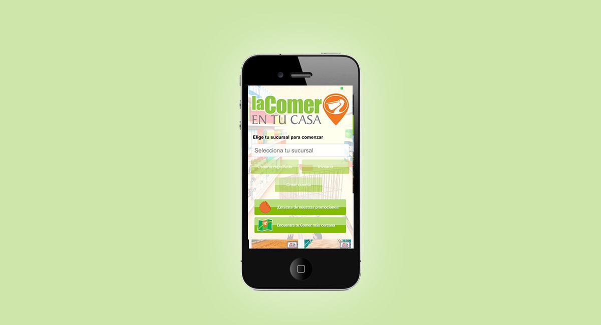 App La Comer: opiniones y comentarios