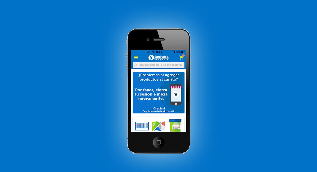 App Farmacia San Pablo: opiniones y comentarios