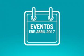 Eventos de eCommerce y Marketing del 1er. cuatrimestre de 2017