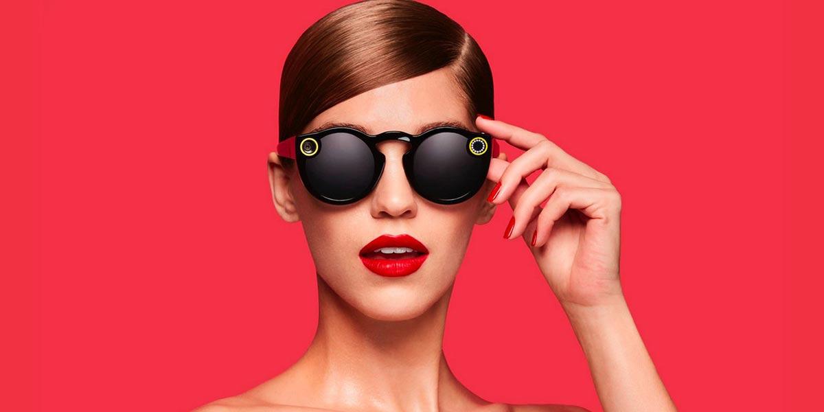 vSnapchat lanzará a más mercados sus Spectacles