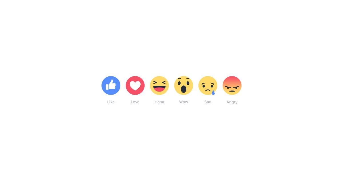 Facebook prueba reacciones en Messenger