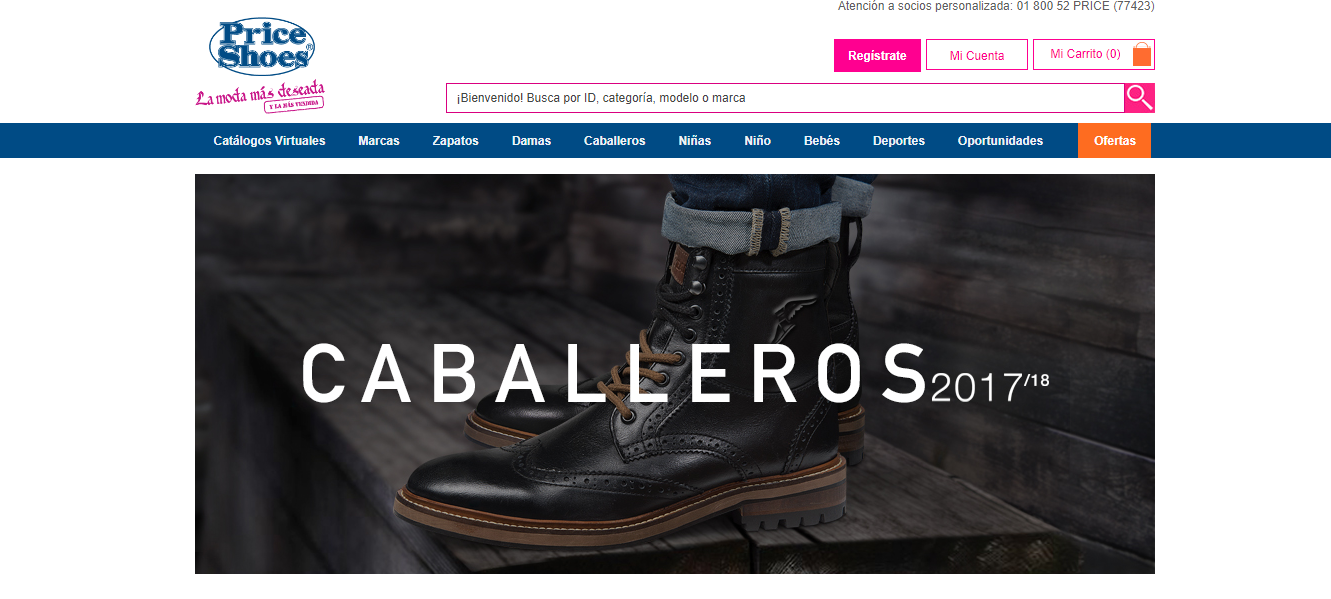 Price Shoes: opiniones, comentarios y sugerencias