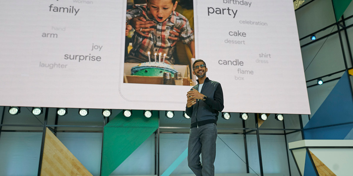 Las 9 mayores novedades en la conferencia Google I/O 2017