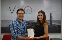 Ganador del iPad Mini sorteado entre los nuevos suscriptores a la newsletter