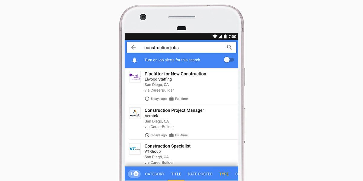 Claves de la herramienta Google for Jobs, para búsqueda de empleo con inteligencia artificial