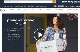 Amazon Prime Wardrobe, ¿el futuro de la compra de moda?