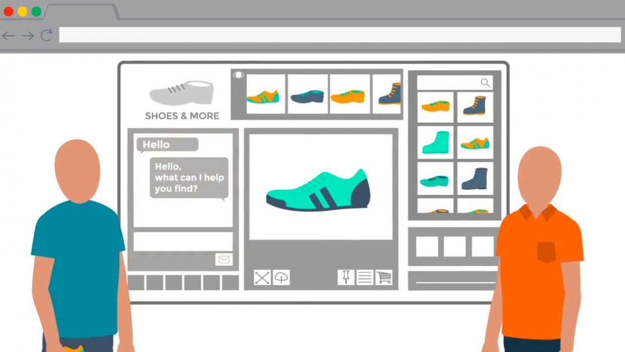 Oct8ne busca transmitir a los eCommerce la importancia de la asistencia visual de ventas