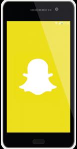 Snapchat alcanza los 3 millones de usuarios únicos en México