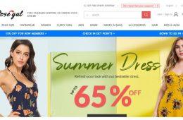 Moda online Rosegal: opiniones, comentarios y valoración