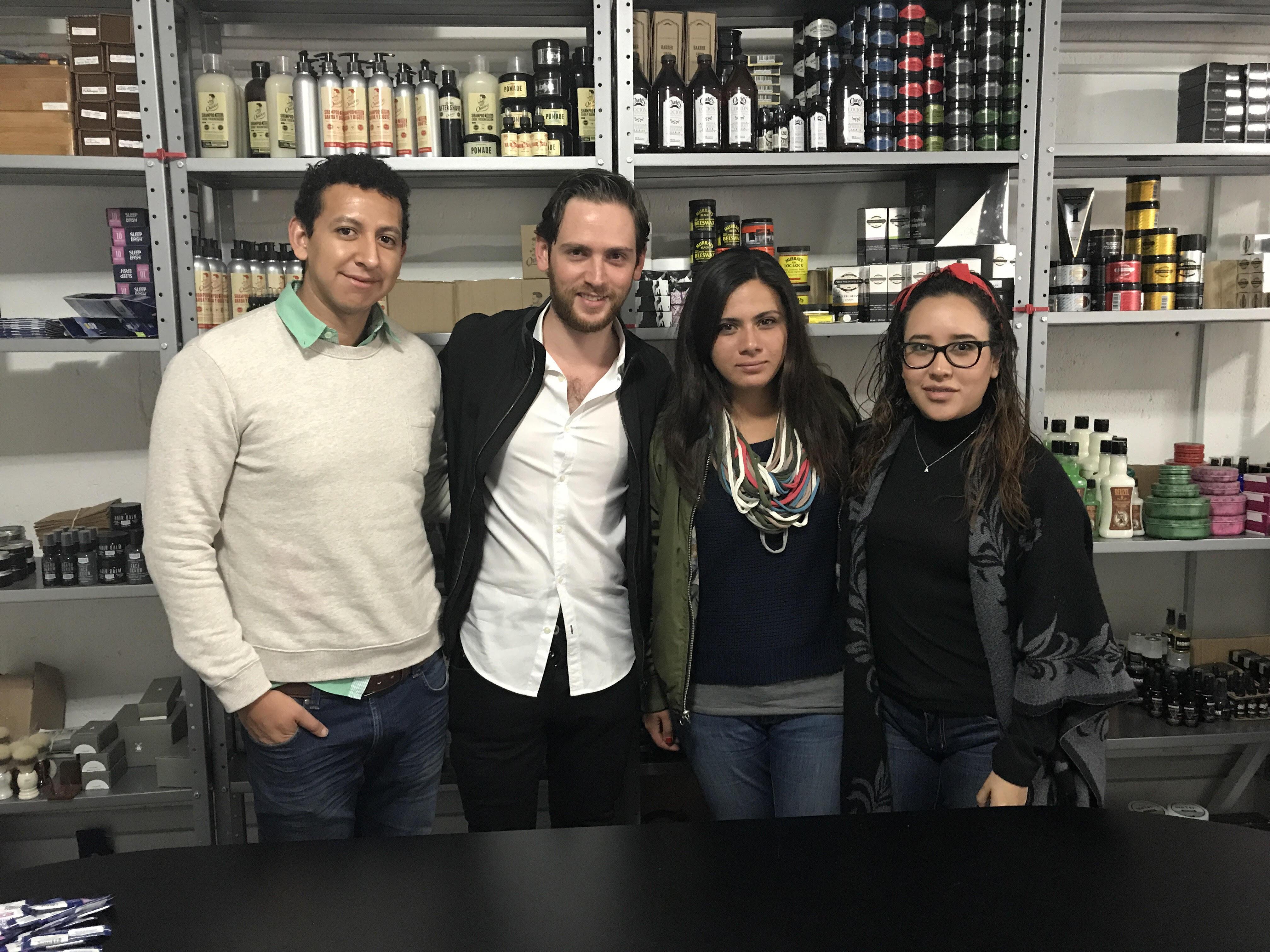 Entrevistamos a Alberto Guakil, fundador de BuenaBarba.com