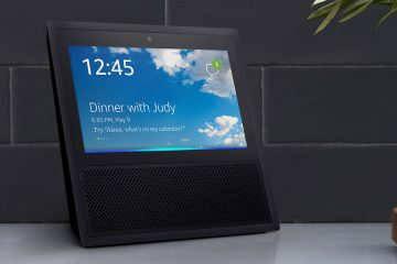Marcas usan bocina inteligente Echo Show de Amazon como plataforma de streaming