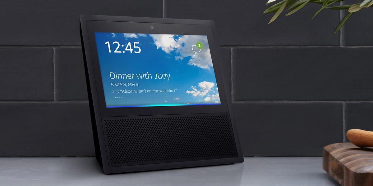 Marcas usan bocina inteligente Echo Show de Amazon como plataforma de streaming