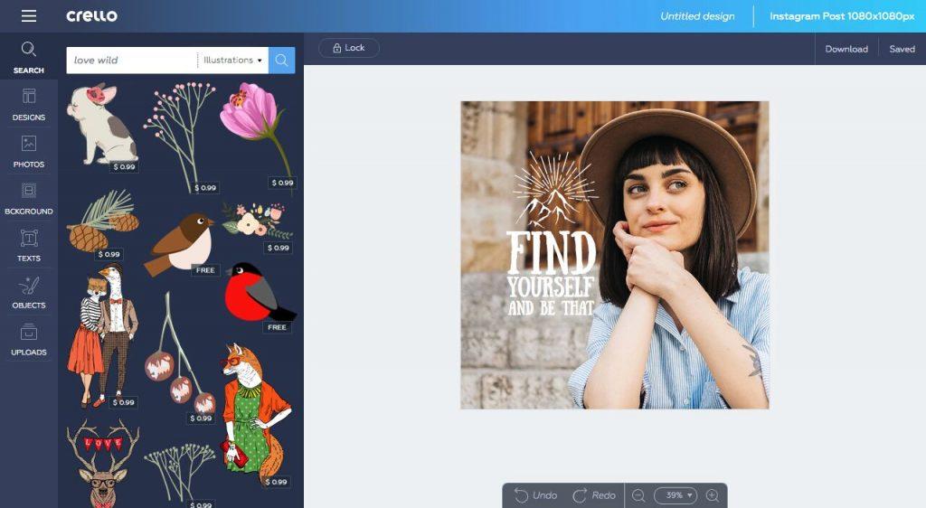 La herramienta Crello, de Depositphotos -la plataforma de contenido visual- amplia su versión de idiomas