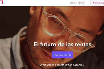"""Carolina Llanas (Homie): """"El mercado tiene que evolucionar, y avanzar hacia lo digital"""""""