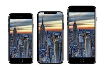 Filtran nuevo diseño del iPhone 8
