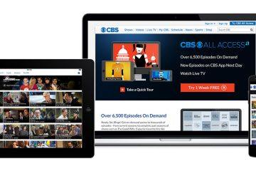 CBS expandirá su servicio de streaming a mercados internacionales