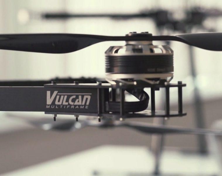 Drones plantarán todo un bosque desde el cielo