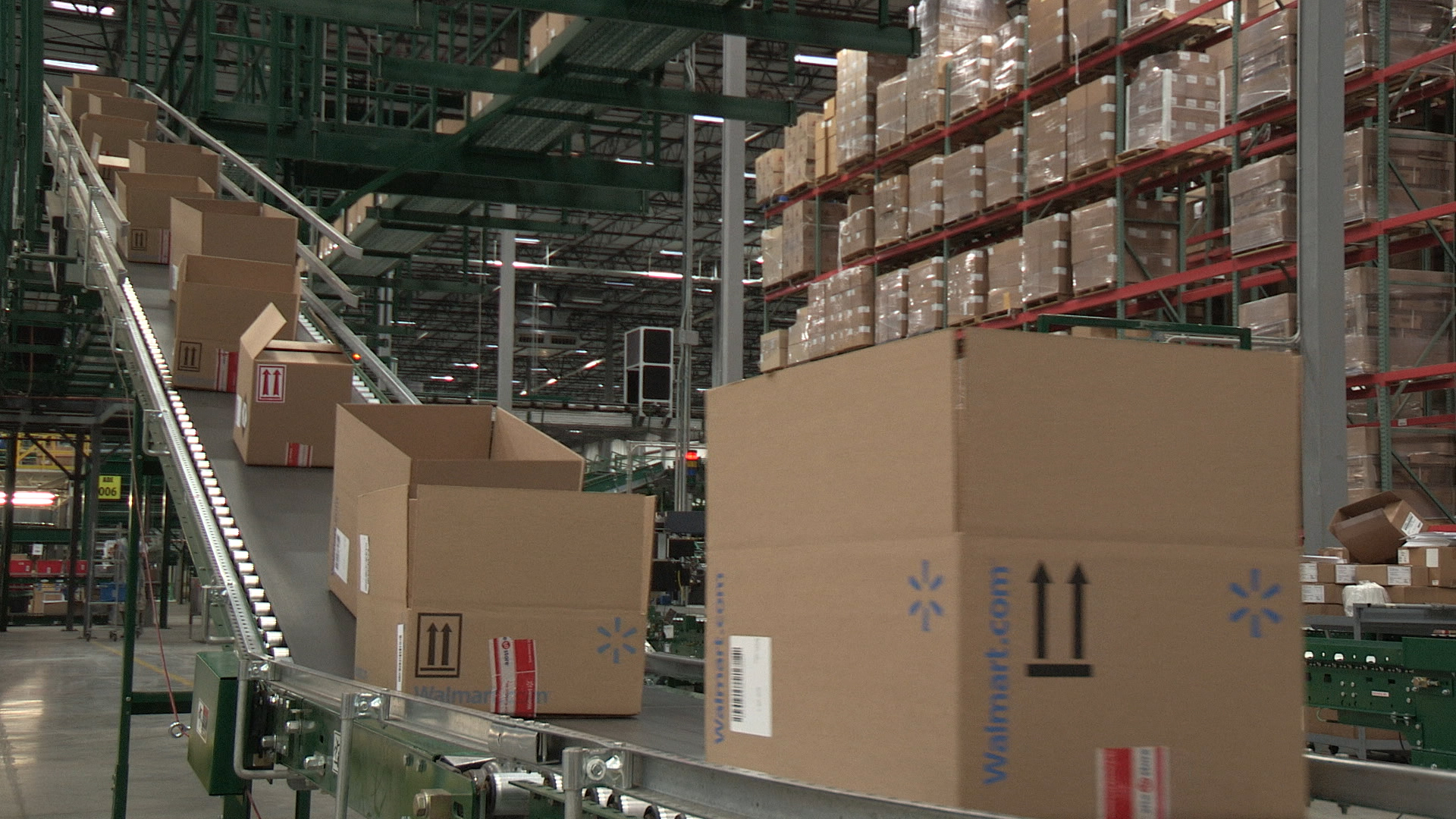 Google y Walmart se asocian con la mira en Amazon