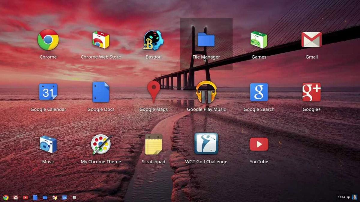 Lanzarán Chrome OS para empresas