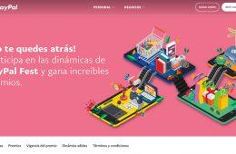 PayPal organiza PayPal Fest, nueva promoción para fomentar las ventas