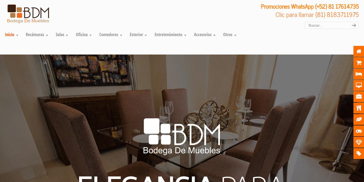 Bodega de muebles: opiniones y comentarios