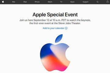 Revelan nuevas novedades en productos de Apple a un día de su evento especial