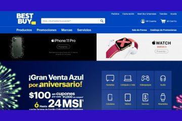 BestBuy México
