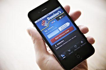 App Domino's: opiniones, comentarios y sugerencias