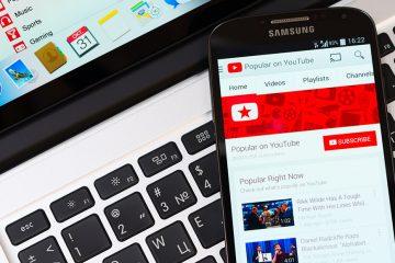 La app de YouTube domina en el video móvil por usuarios mensuales y tiempo de uso