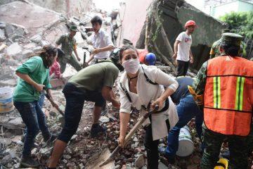 Cómo ayudar a los afectados por el terremoto del 19 de septiembre en México