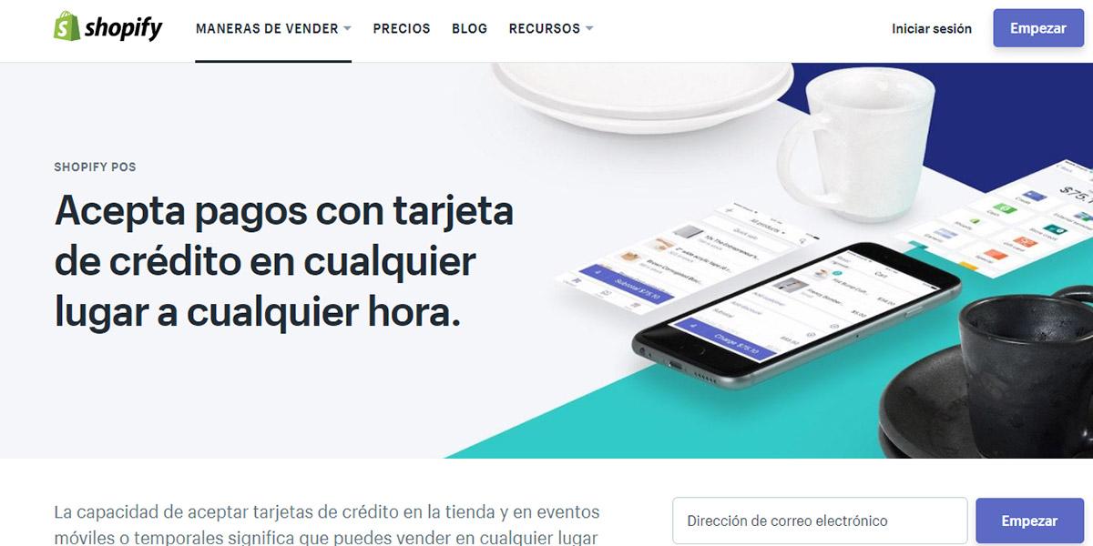 Shopify lanza herramienta que une tu tienda física con la online para impulsar más ventas