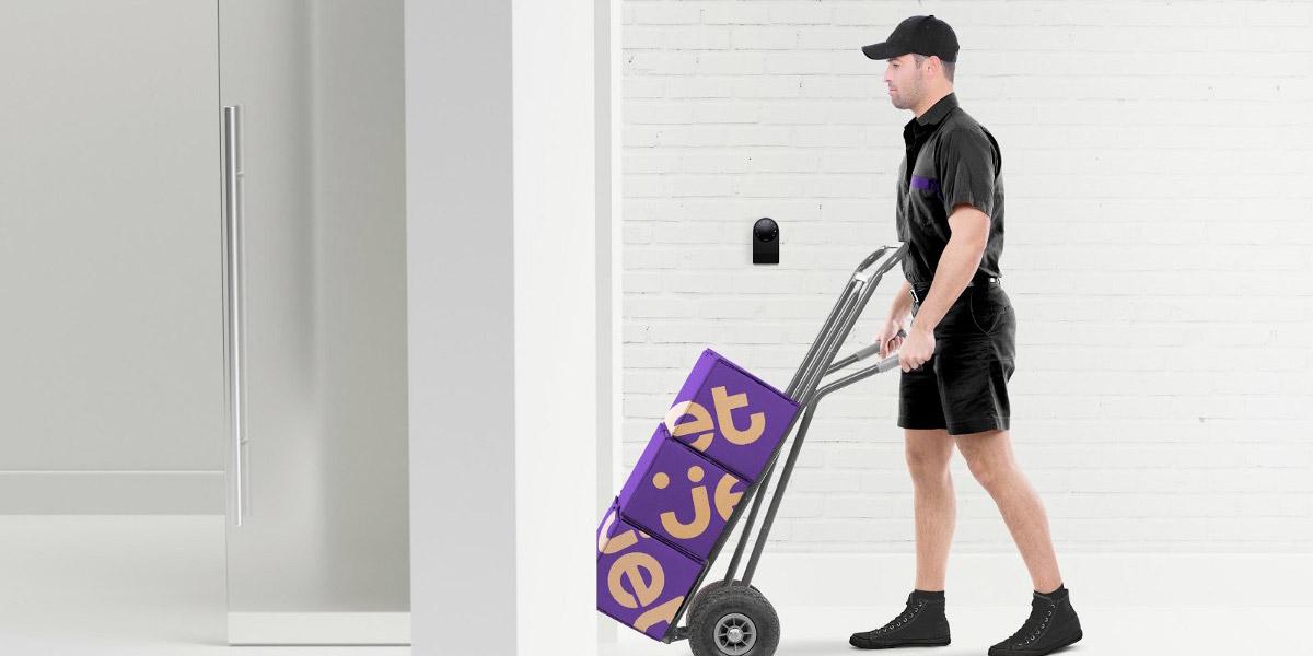Amazon, Walmart y la startup Latch buscan entregas a clientes sin estar en casa
