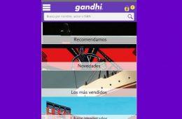 App Librerías Gandhi: opiniones, comentarios y sugerencias