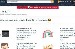 Amazon México anuncia promociones de fin de año y mayores tarifas en  marketplace df2b41d6a24