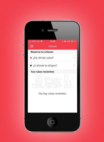 App Urbvan: opiniones y comentarios