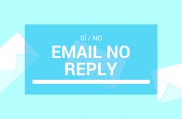 El email no reply, ¿Debes utilizarlo como emisor de tu campaña email?