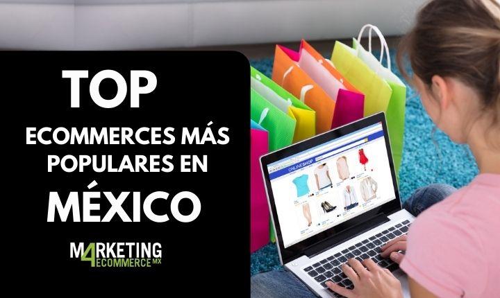 eCommerces más populares