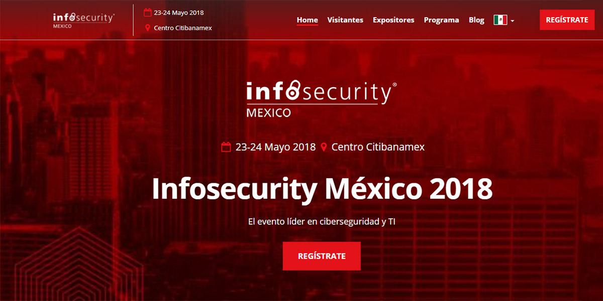 Infosecurity México 2018 se realizará en mayo; invitan al hacker más famoso del mundo
