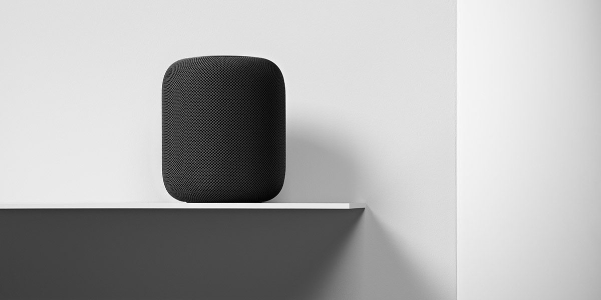 HomePod, bocina inteligente de Apple, estará disponible en 3 países el 9 de febrero
