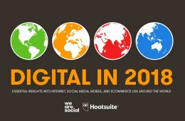 Presentan panorama digital de México en estudi1o Digital In 2018