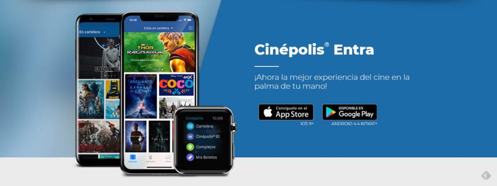 App Cinépolis