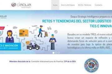 Realizará Daqua estudio sobre sector logística