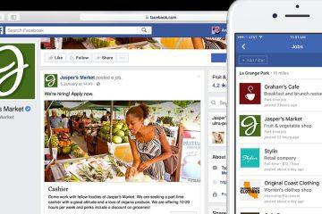 Facebook lanza su función de búsqueda de empleo en México y 39 países